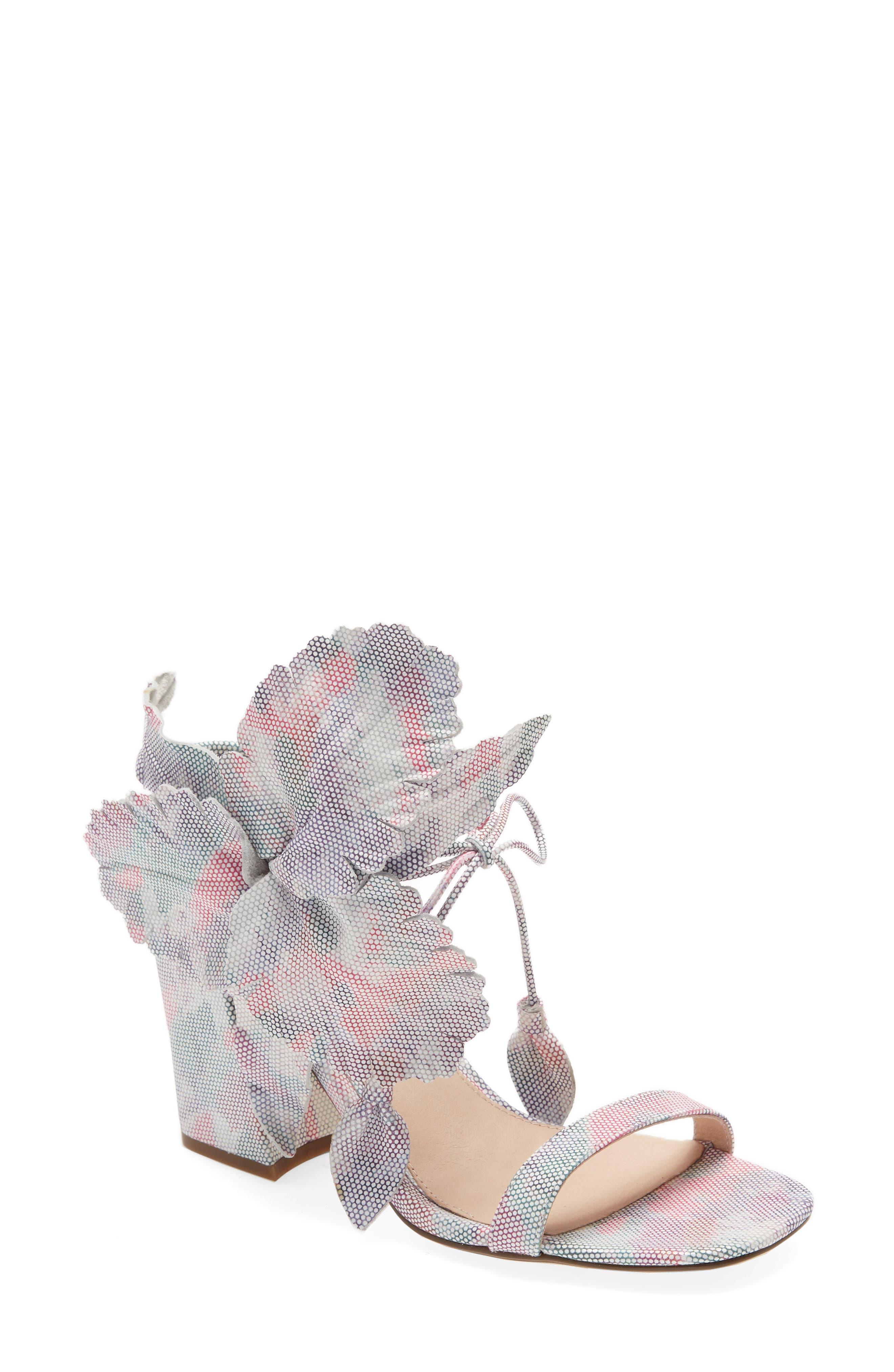 Hibiscus Sandal
