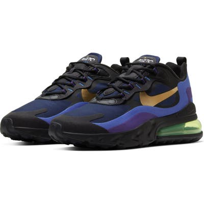 Nike Air Max 270 React Sneaker, Black