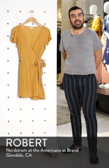 Maureen Wrap Dress, sales video thumbnail