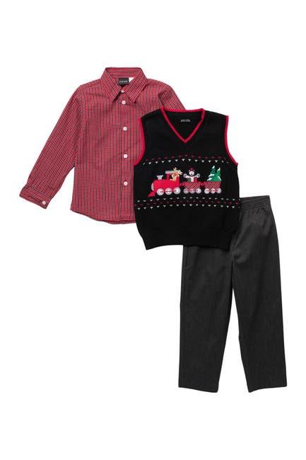 Image of TFW Train Vest, Top & Pants Set