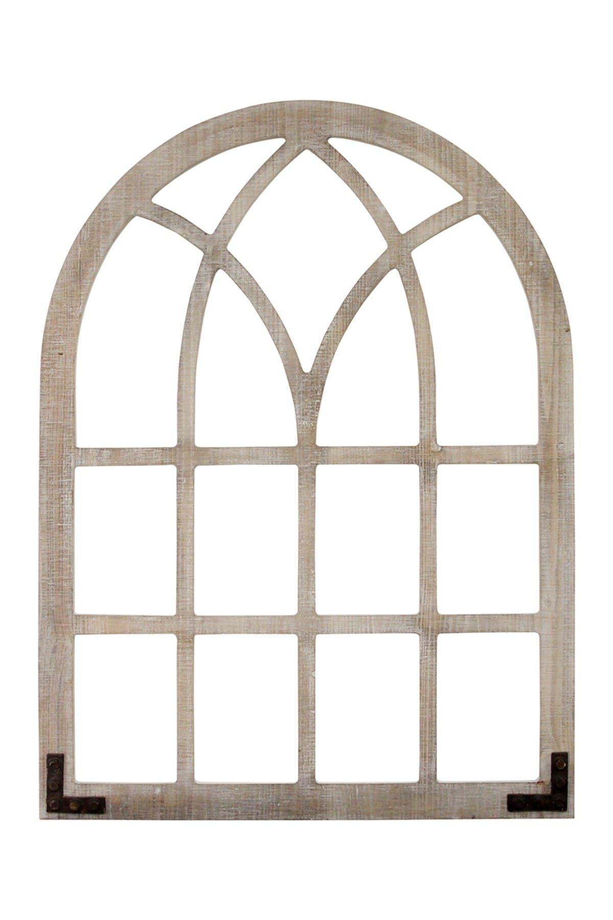 Image of Stratton Home Window Arch Wall Decor