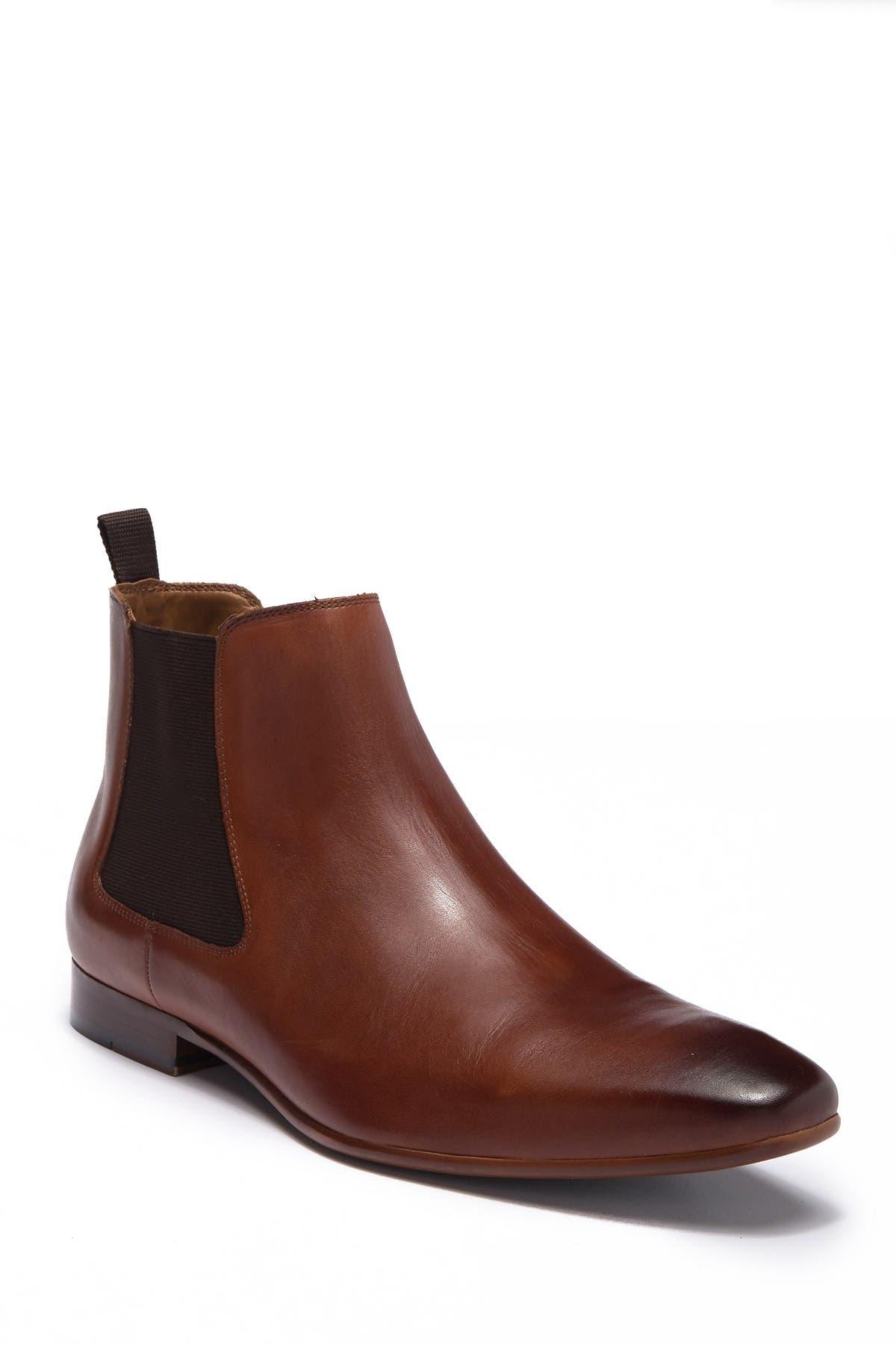 Image of Aldo Frelini Leather Chelsea Boot