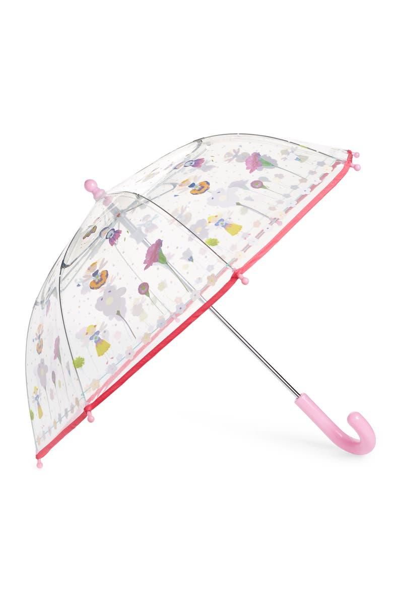 FLOSS & ROCK Petal Fairy Tale Color Changing Umbrella, Main, color, 680