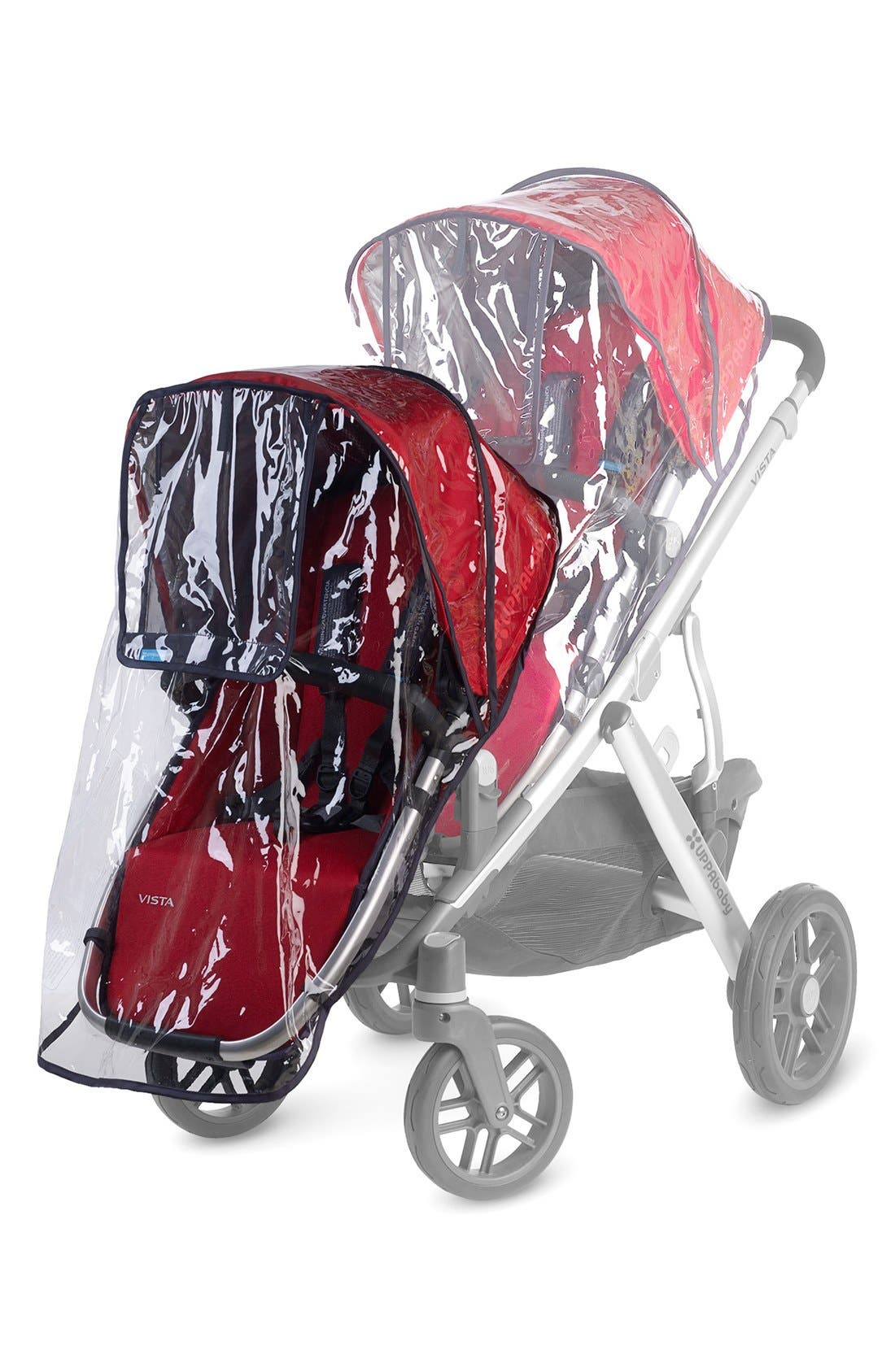 Infant Uppababy Vista Rumbleseat Rain Shield Size One Size  None