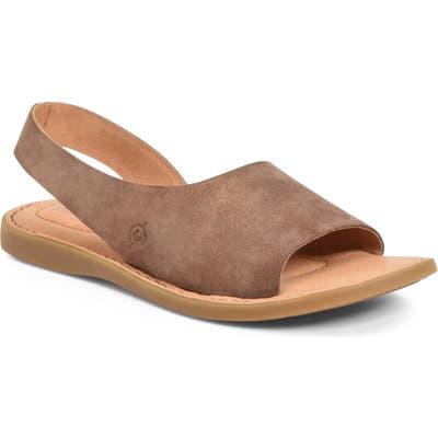B?rn Inlet Sandal, Metallic