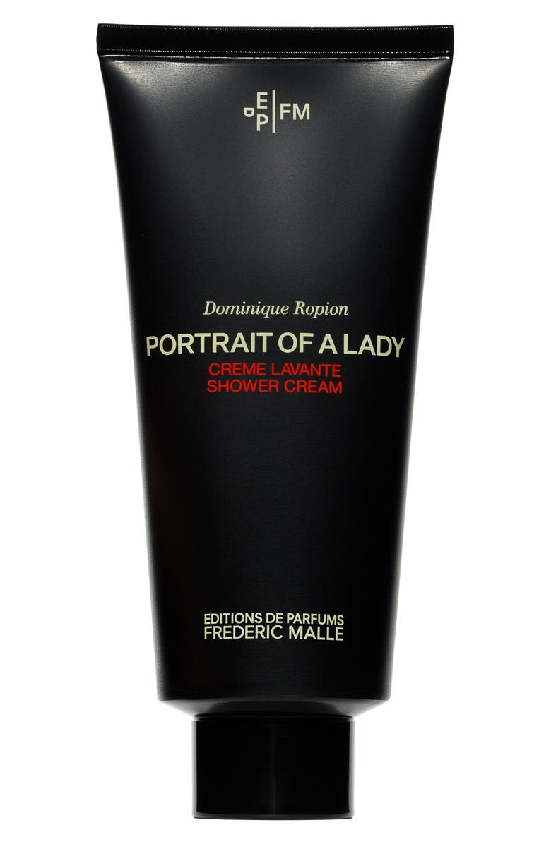 FRÉDÉRIC MALLE Editions de Parfums Frédéric Malle Portrait of a Lady Shower Cream, Main, color, NO COLOR