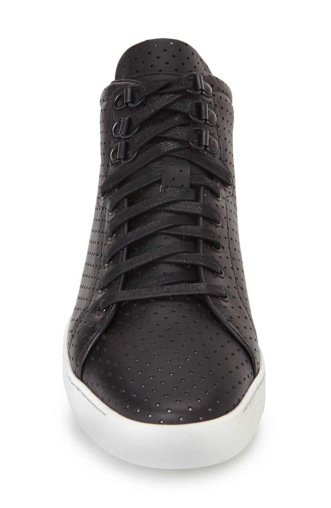 ,                             'Kent' Leather High Top Sneaker,                             Alternate thumbnail 7, color,                             009