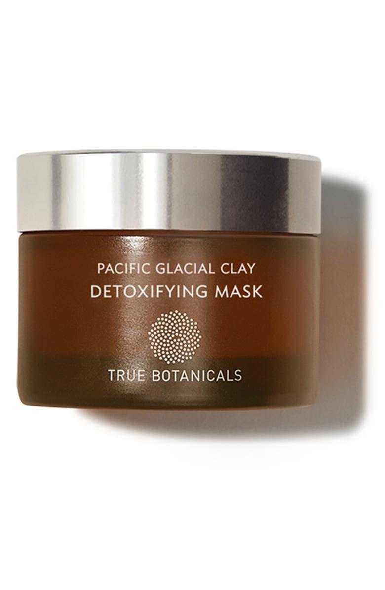 TRUE BOTANICALS Pacific Glacial Clay Detoxifying Mask, Main, color, NO COLOR