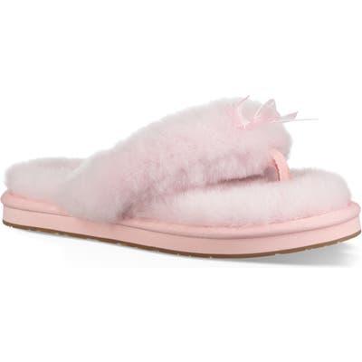 Ugg Fluff Iii Flip Flop Slipper, Pink