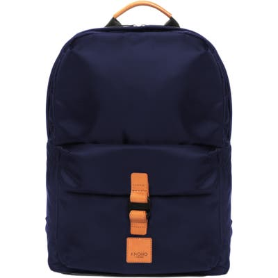 Knomo London Fulham Capsule Christowe Backpack - Blue