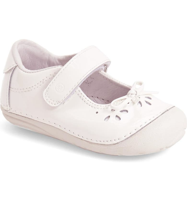 STRIDE RITE 'Jane' Mary Jane, Main, color, WHITE