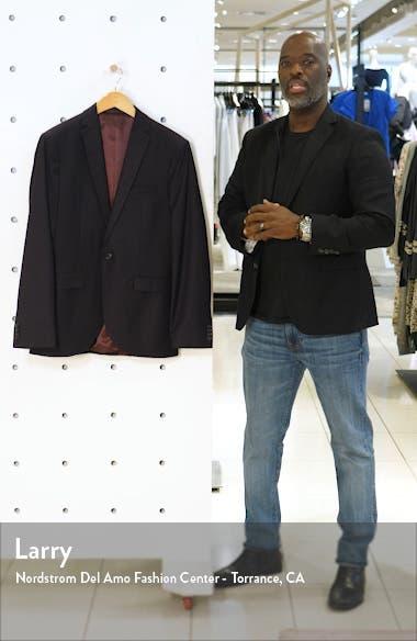 Burg Maverick SB1 Slim Fit Sport Coat, sales video thumbnail