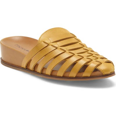 Lucky Brand Doerid Loafer- Yellow