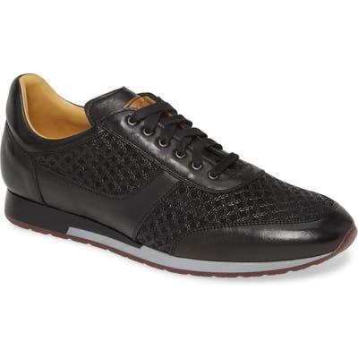Mezlan Maxim Sneaker, Black