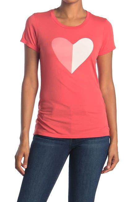 Image of Sundry Heart Short Sleeve Tee