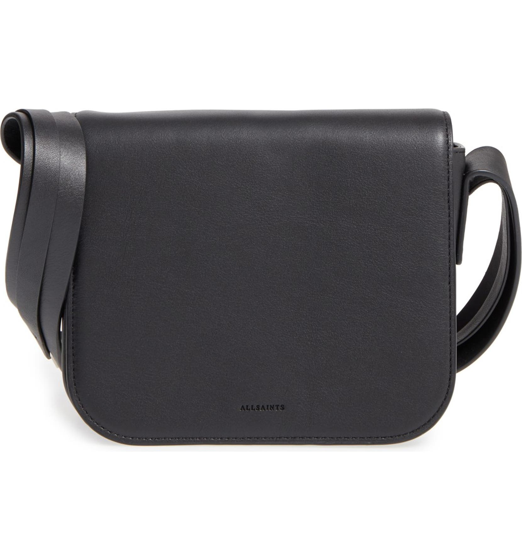 hot sales sneakers for cheap attractivefashion ALLSAINTS 'Ikuya' Leather Crossbody Bag | Nordstrom