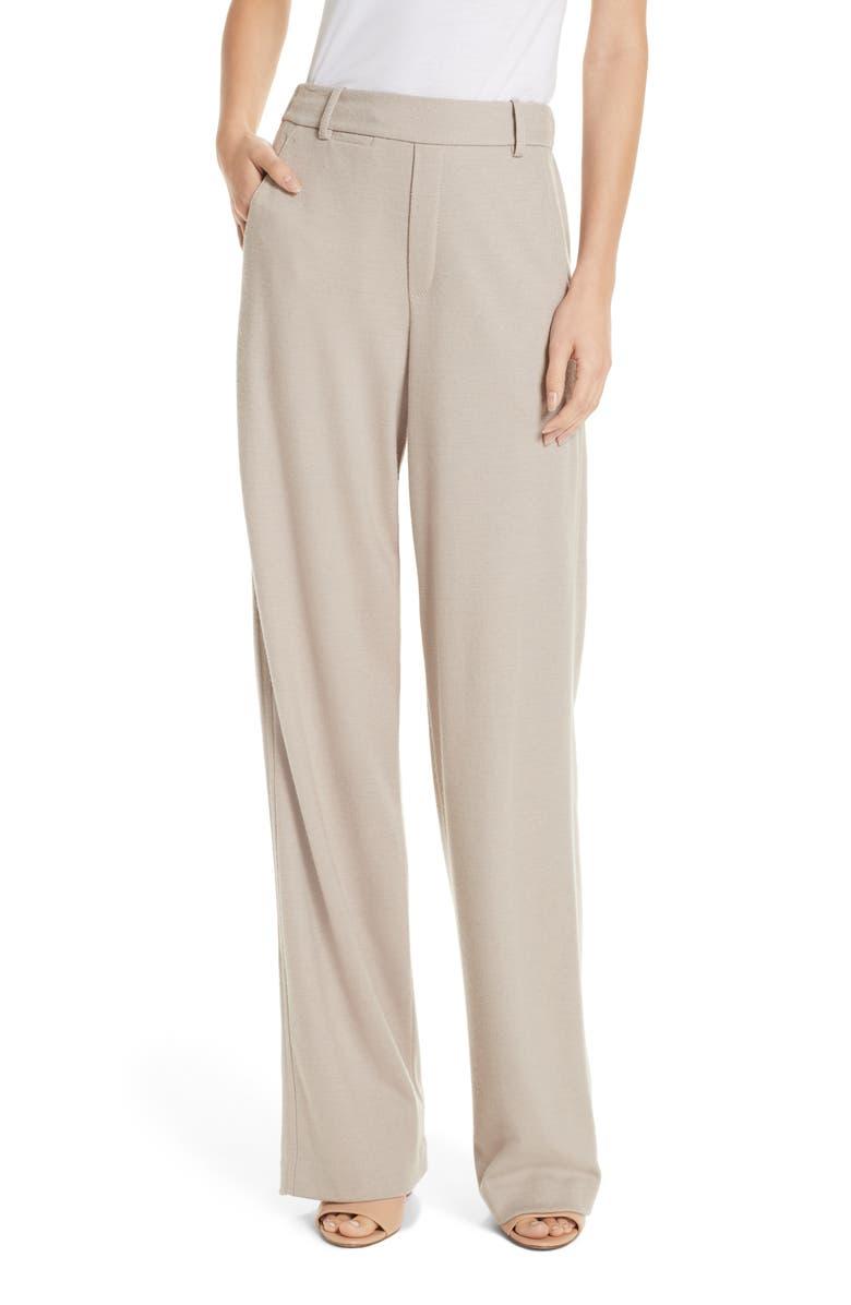 VINCE Cozy Wide Leg Pants, Main, color, 250