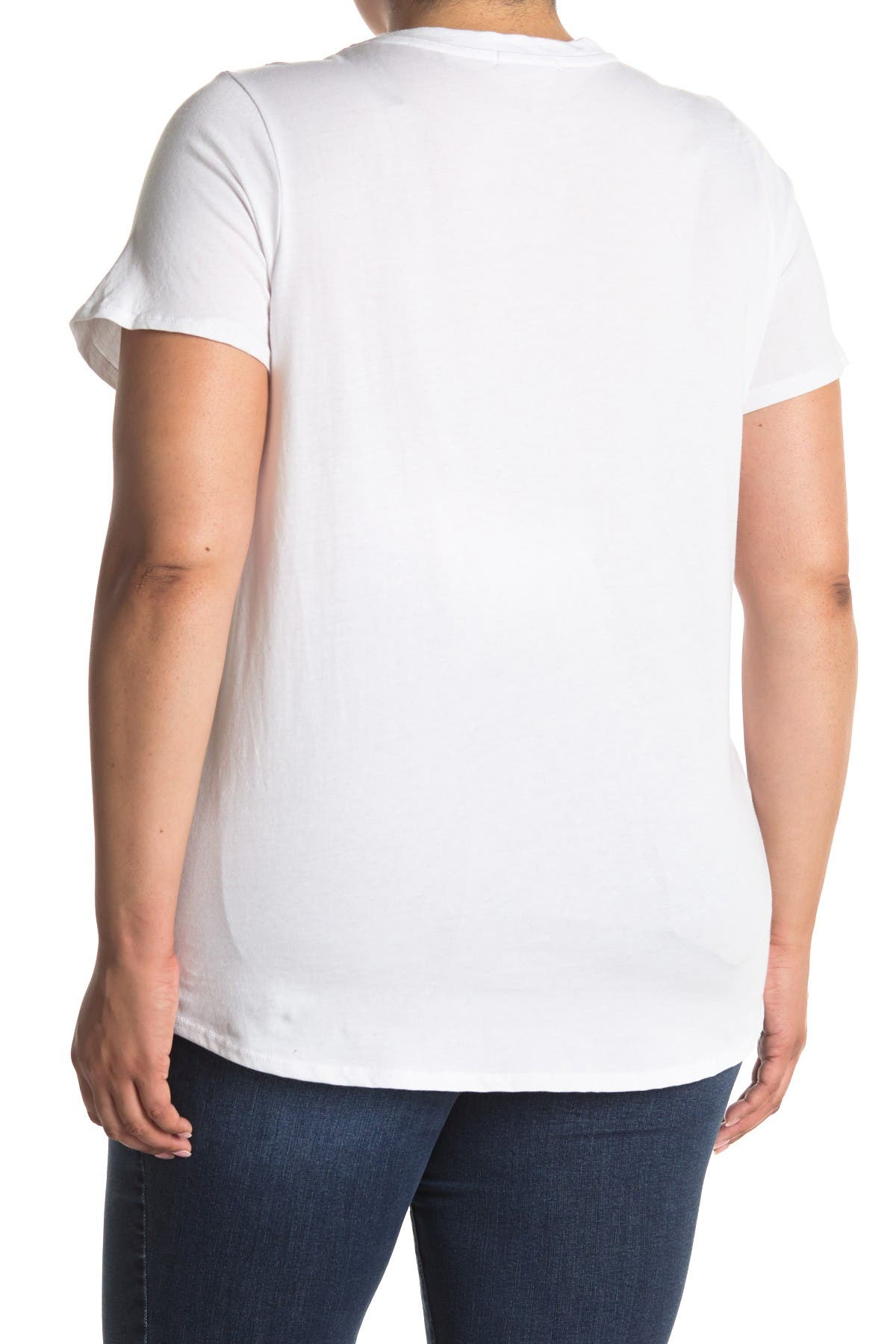 Image of Knit Riot Slouchy Short Sleeve Be Kind Tee