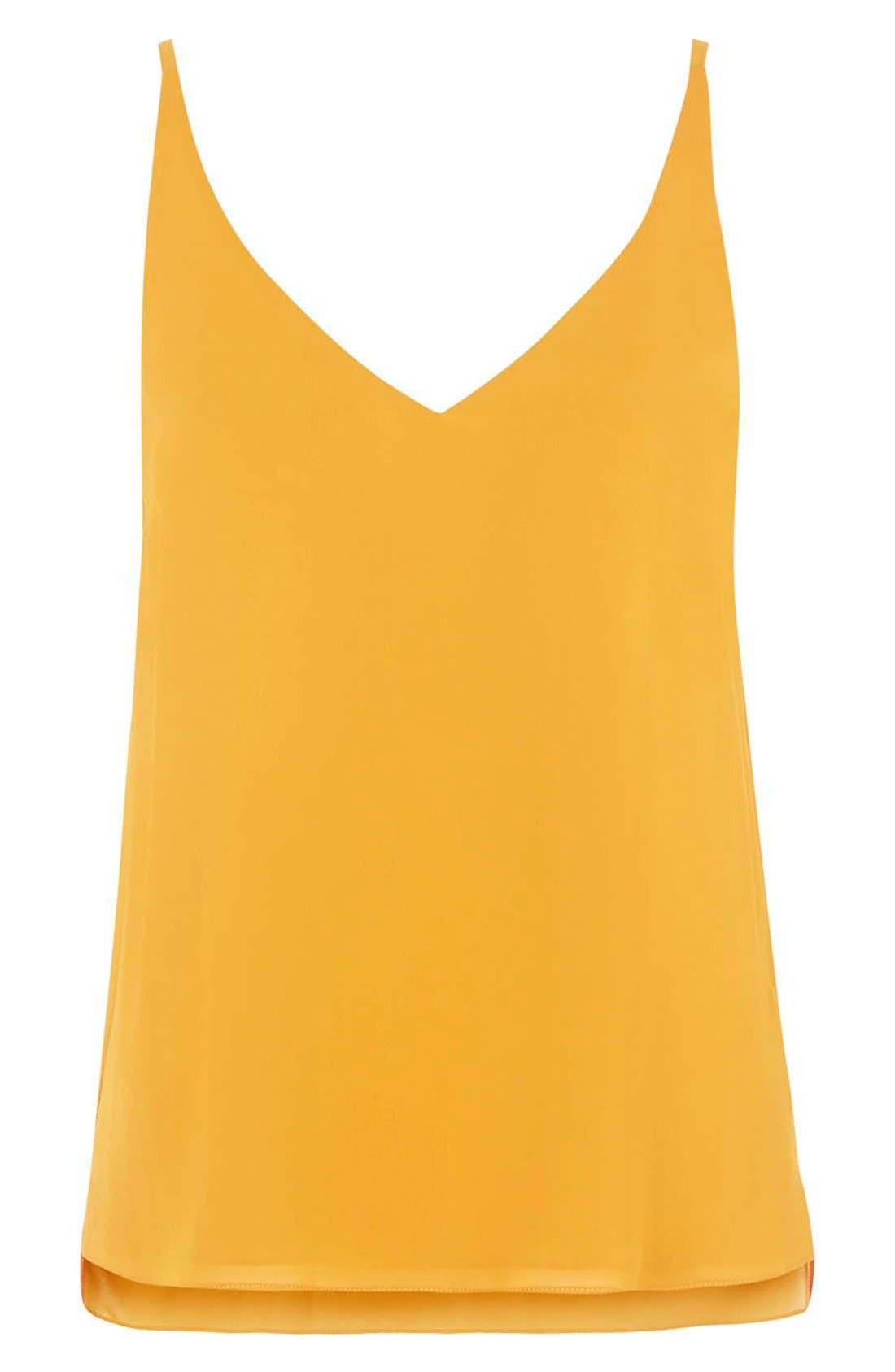 ,                             Strappy V-Neck Camisole,                             Alternate thumbnail 75, color,                             720