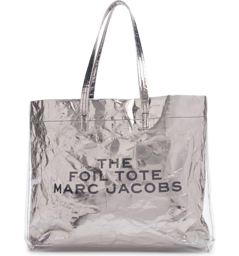 THE MARC JACOBS MARC JACOBS The Foil Tote, Main, color, 040