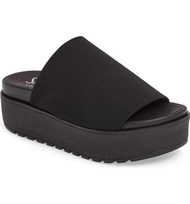 SHELLYS LONDON Kora Platform Slide, Main, color, 001