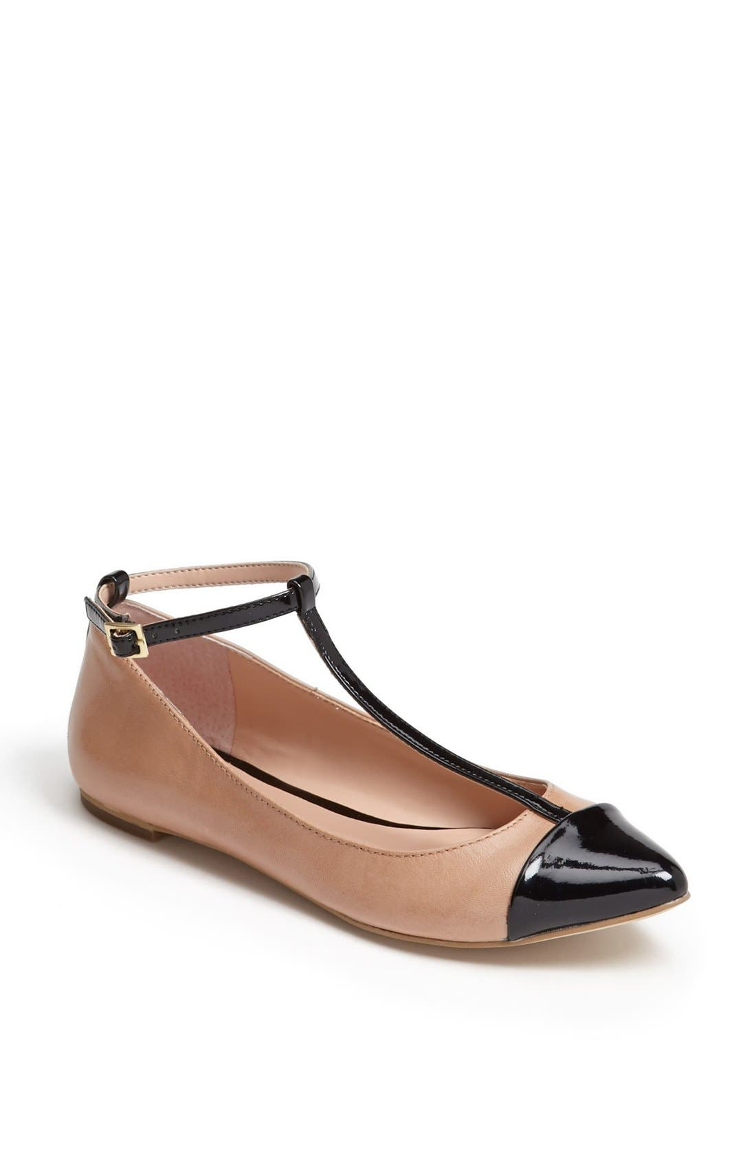 ,                             Julianne Hough for Sole Society 'Addy' Flat,                             Main thumbnail 17, color,                             102