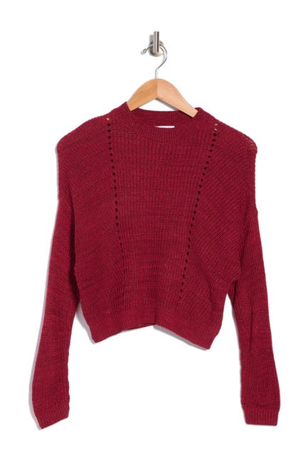 Image of Abound Crew Neck Knit Sweater
