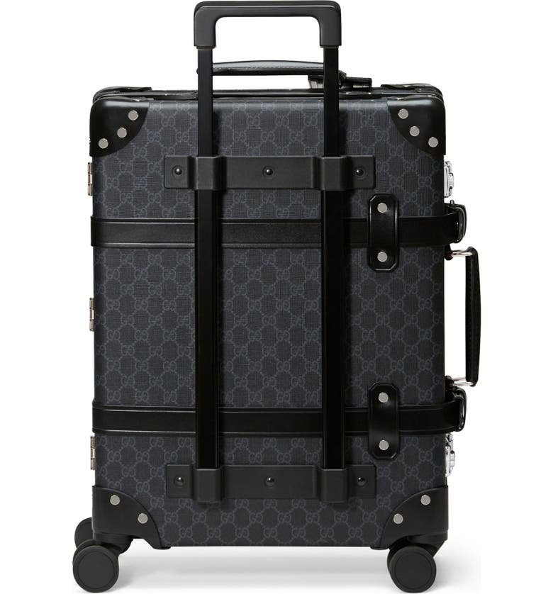 57943a7ad Gucci Globe-Trotter GG Supreme Canvas 21-Inch Carry-On | Nordstrom