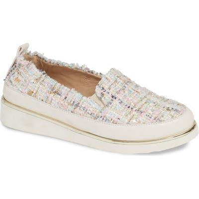 Ron White Nell Slip-On Sneaker - Pink
