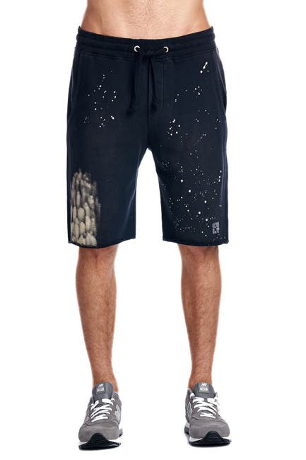 Image of Cult Of Individuality Painted Sweatshorts