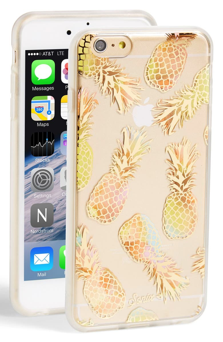 SONIX 'Liana' iPhone 6 Plus & 6s Plus Case, Main, color, 950