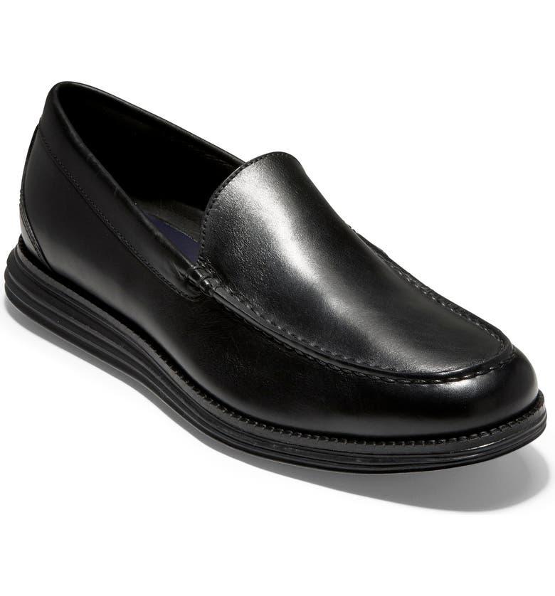 COLE HAAN Original Grand Loafer, Main, color, BLACK