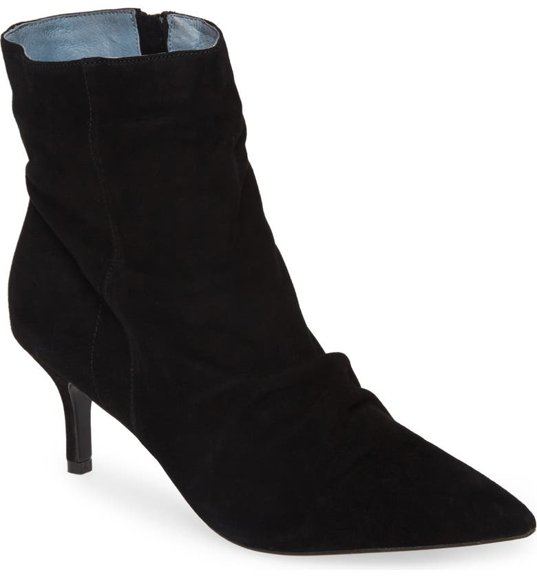 JAGGAR Slouch Bootie, Main, color, BLACK