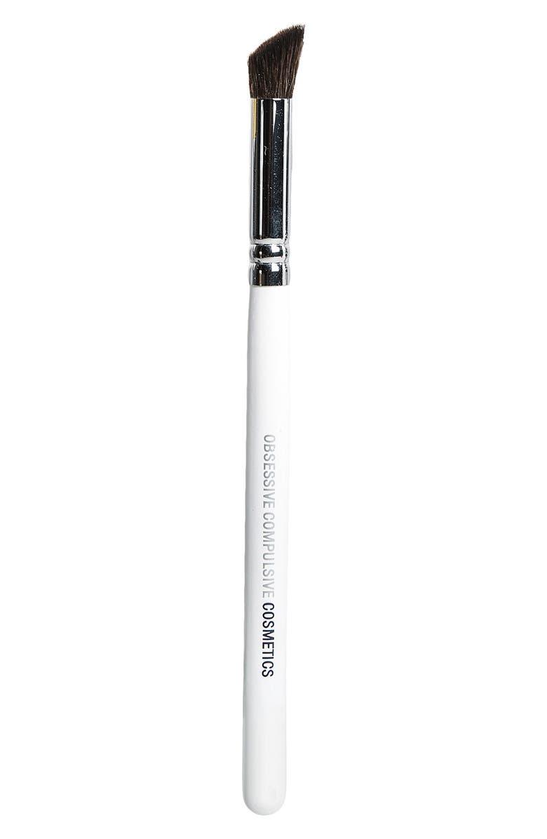 OBSESSIVE COMPULSIVE COSMETICS Angled Blending Brush, Main, color, NO COLOR