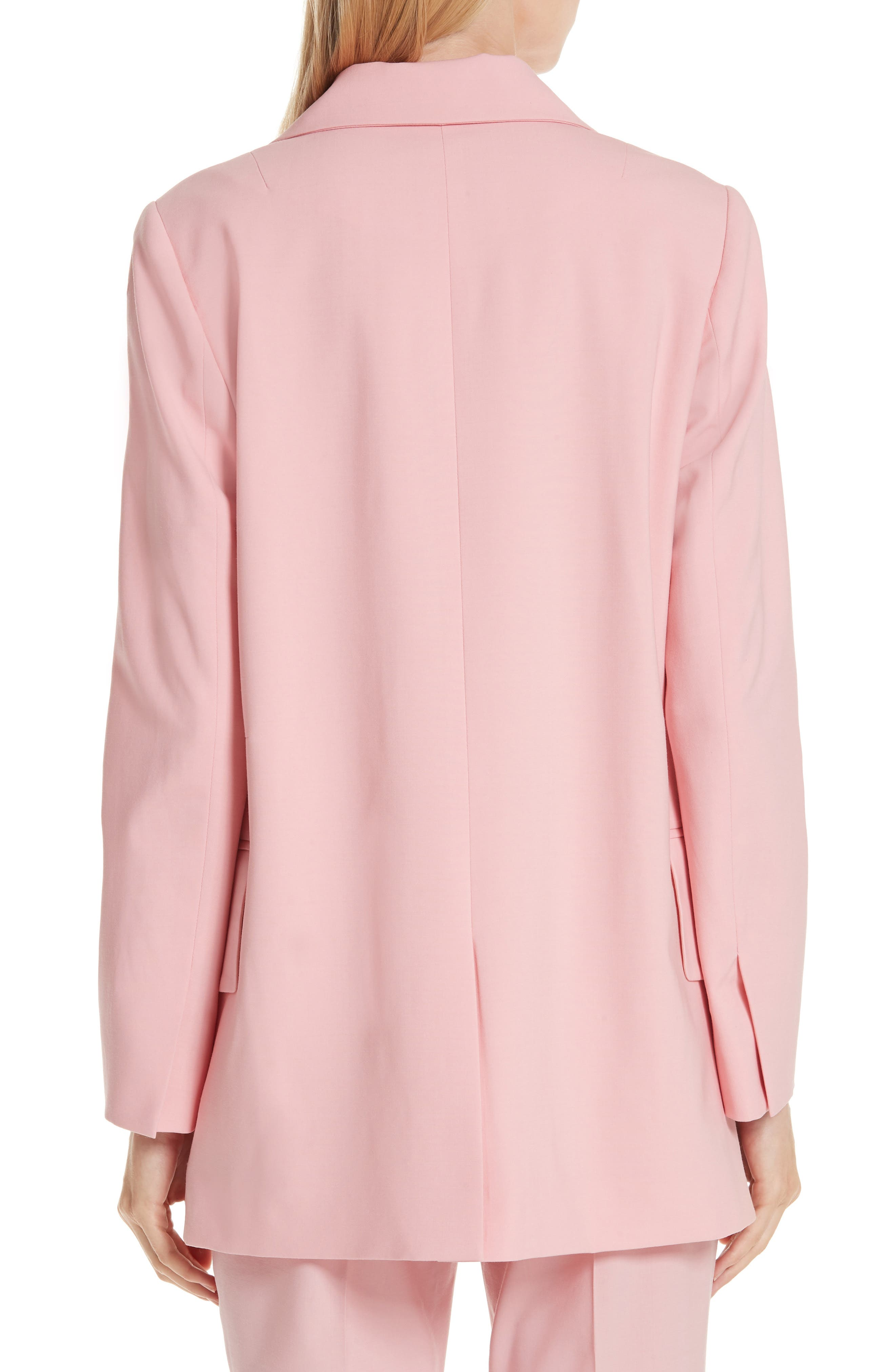 ,                             Brody Stretch Wool Jacket,                             Alternate thumbnail 2, color,                             ROSE