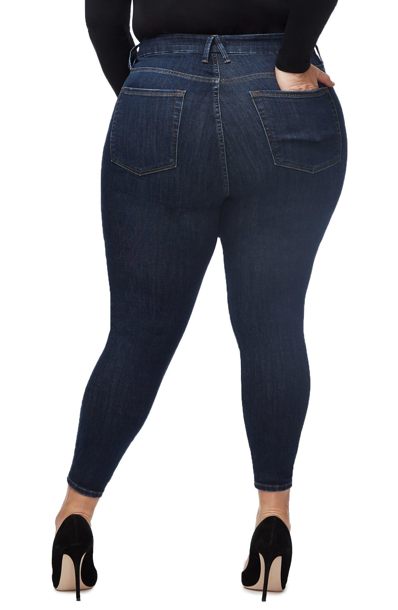 ,                             Good Legs Ankle Skinny Jeans,                             Alternate thumbnail 36, color,                             406