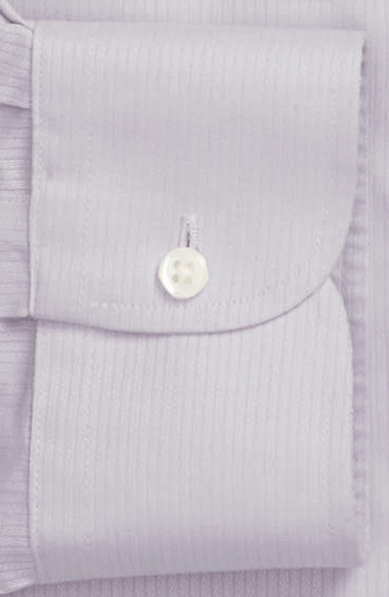 NORDSTROM MEN'S SHOP Nordstrom Mens Shop Smartcare<sup>™</sup> Traditional Fit Stripe Dress Shirt, Main, color, 020