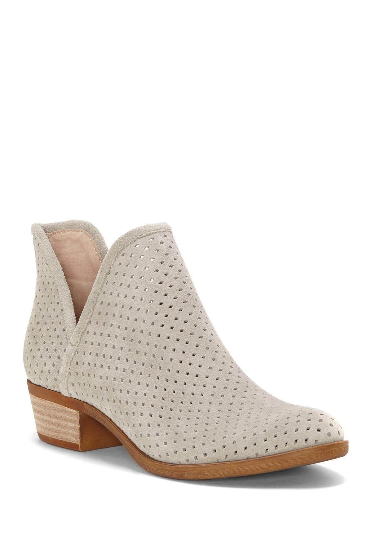 Lucky Brand   Brooklin Perforated Suede
