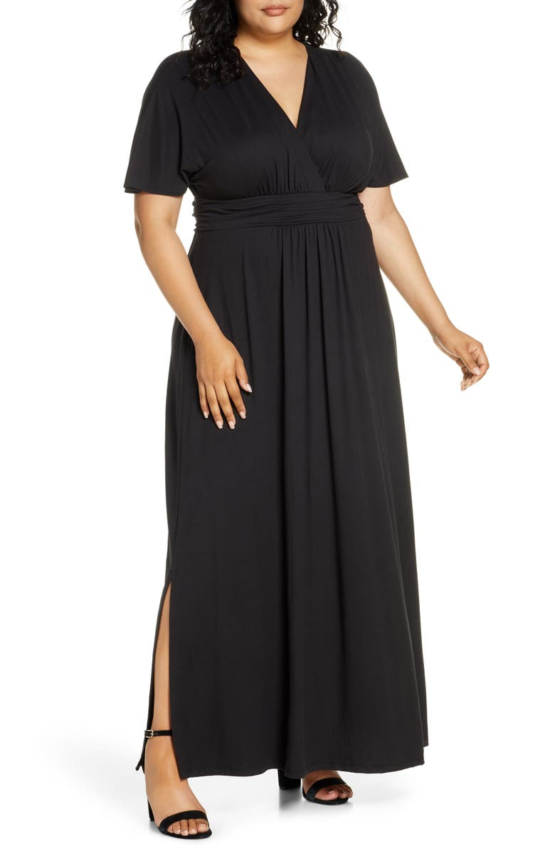 Kiyonna Vienna Maxi Dress (Plus Size) | Nordstrom