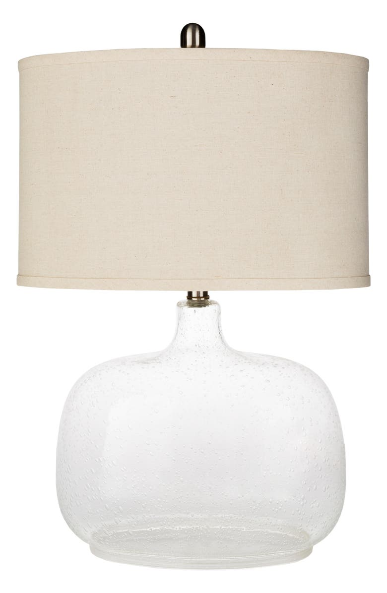 SURYA HOME Bentley Table Lamp, Main, color, BEIGE/ BUTTER