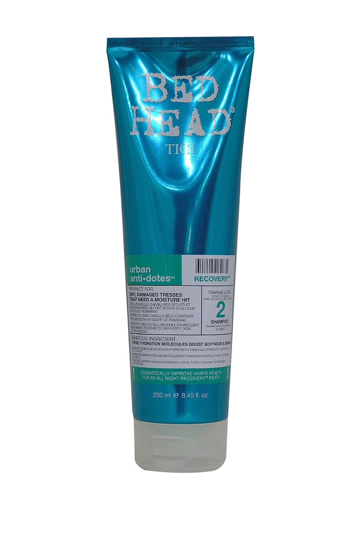 Image of TIGI Bed Head Urban Antidotes Recovery Shampoo - 8.45 oz.