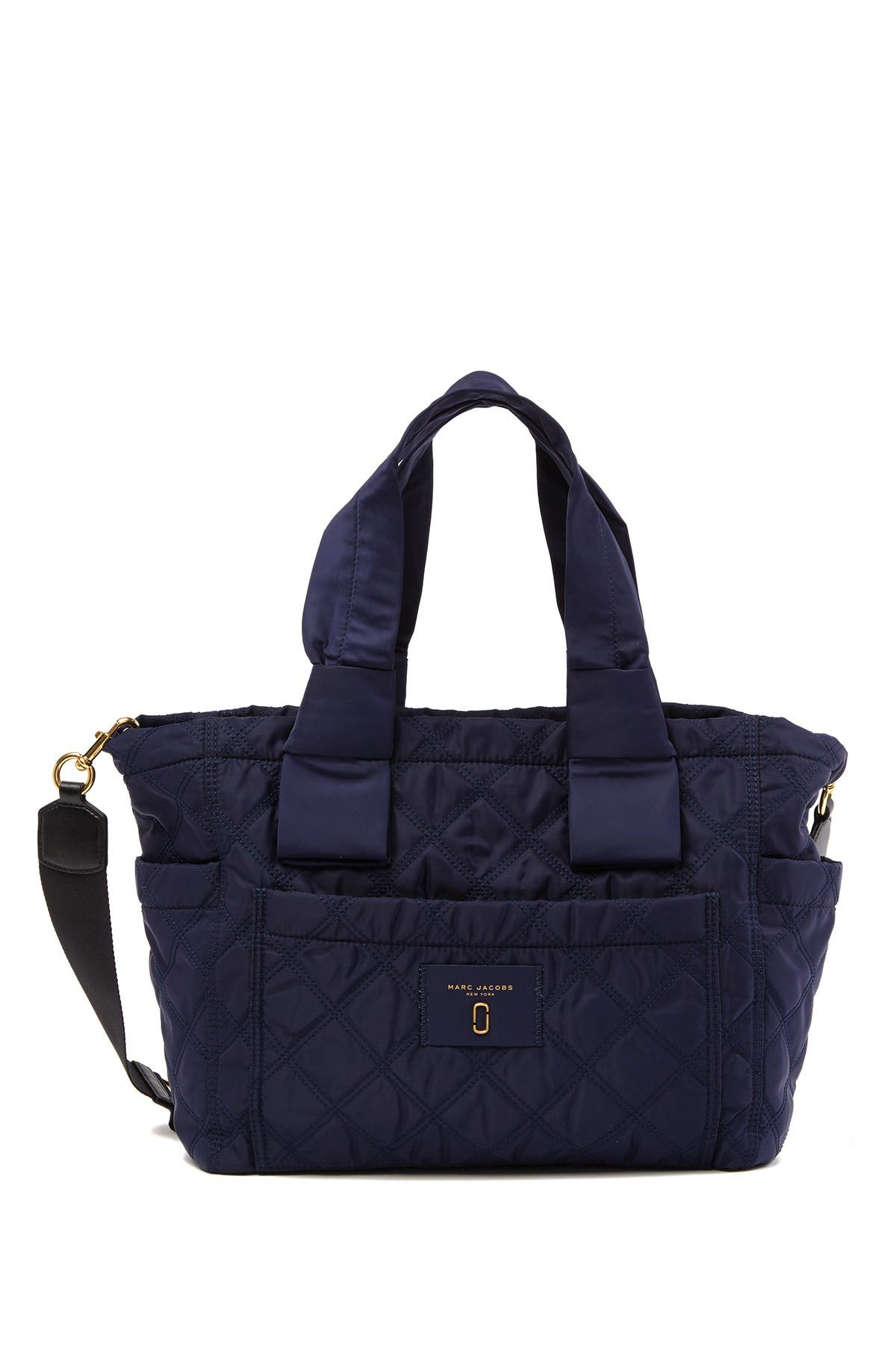 Image of Marc Jacobs Diamond Quilted Baby Bag