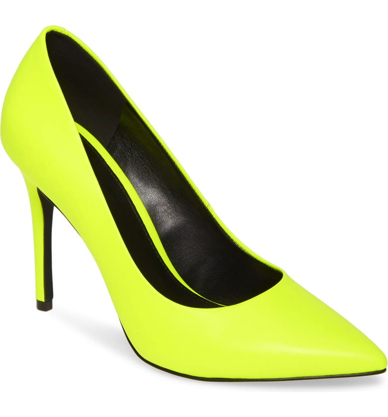 MICHAEL MICHAEL KORS Claire Pointy Toe Pump, Main, color, 728