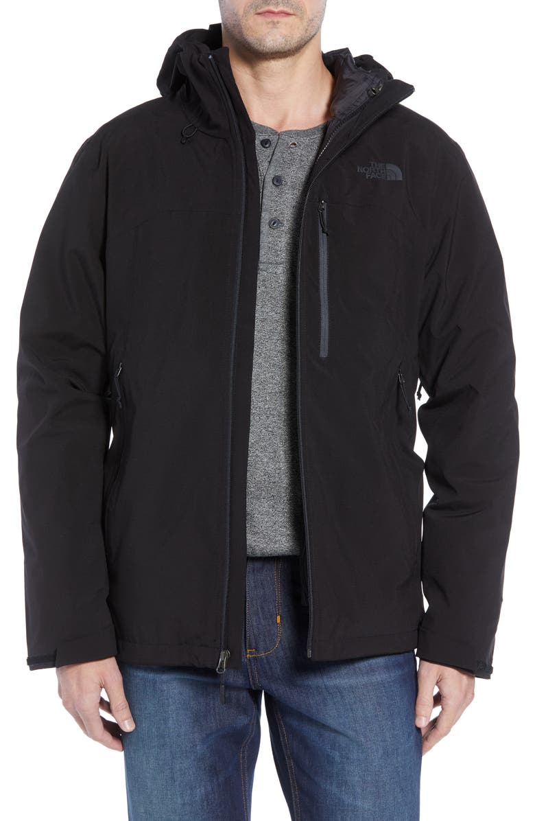 THE NORTH FACE ThermoBall TriClimate<sup>®</sup> 3-in-1 Jacket, Main, color, 001