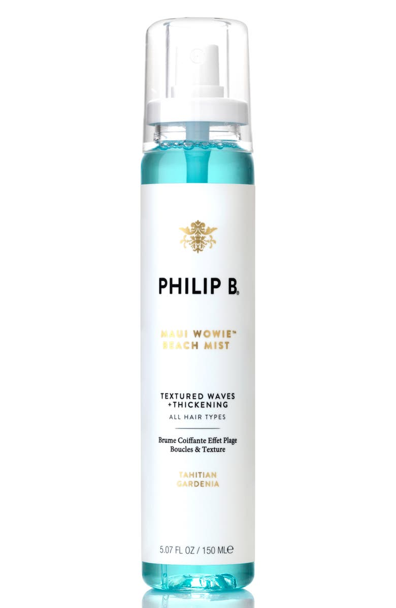 SPACE NK Apothecary PHILIP B Maui Wowie Beach Hair Mist