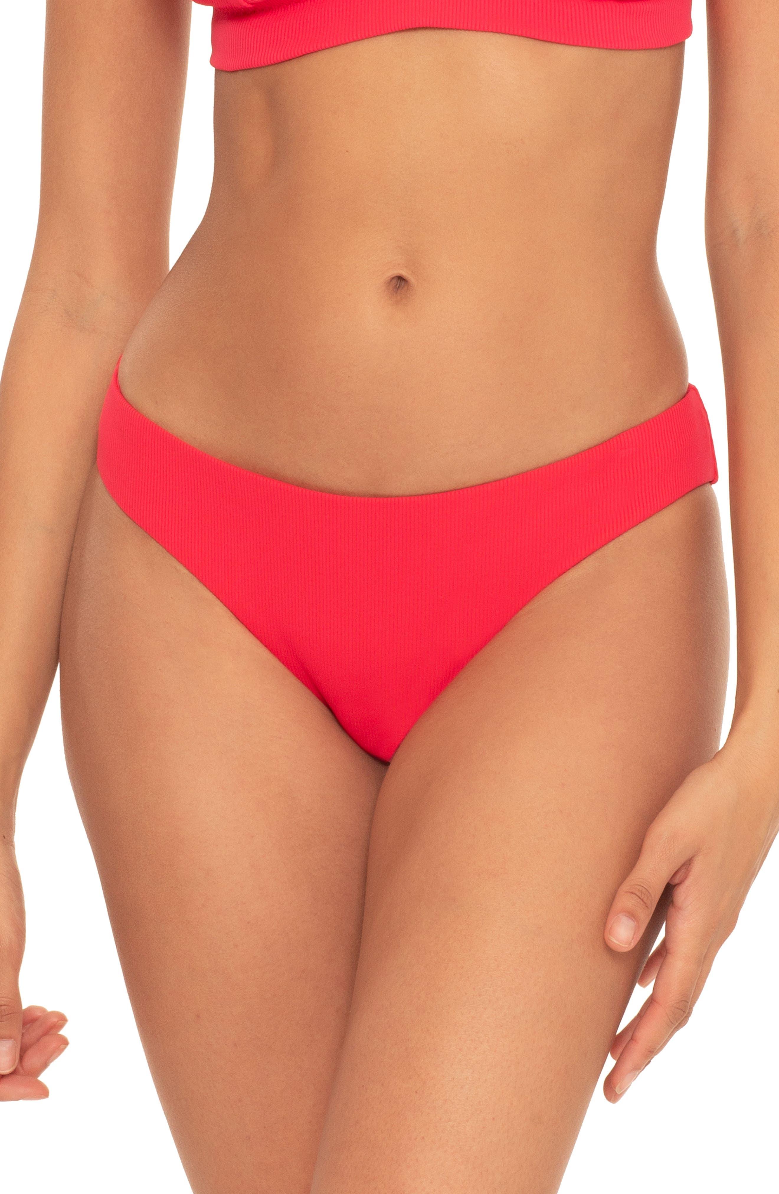 Fine Line Hipster Bikini Bottoms