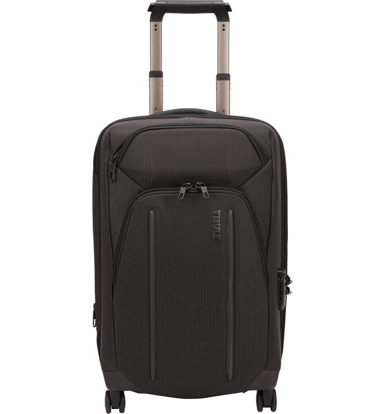THULE Crossover 2 22-Inch Wheeled Carry-On, Main, color, BLACK