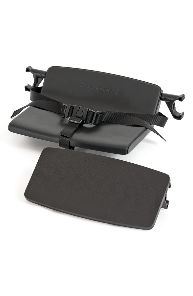 BABY JOGGER Lux Bench Seat for City Select<sup>™</sup> Stroller, Main, color, BLACK