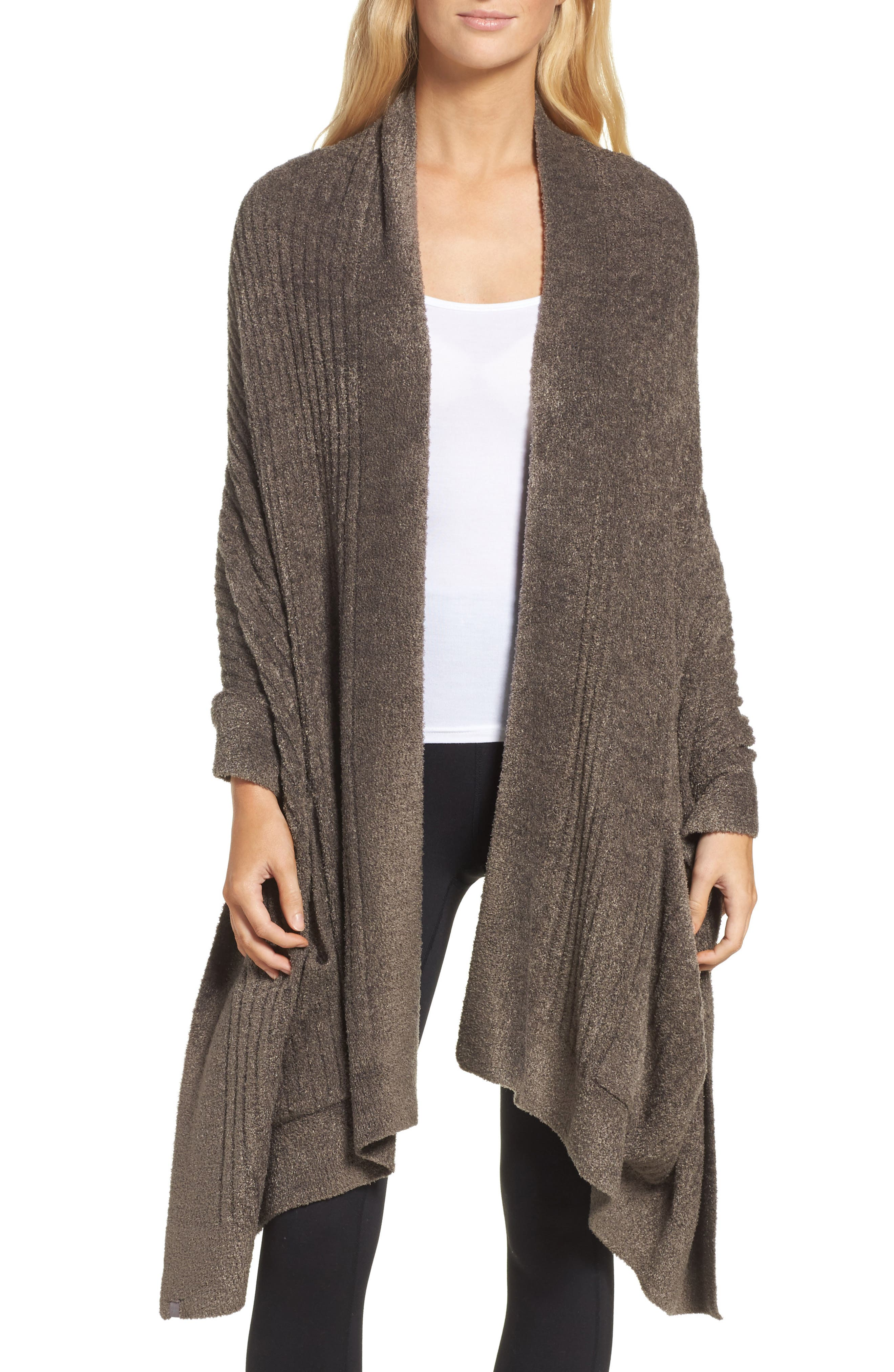Barefoot Dreams® CozyChic™ Lite Travel Shawl