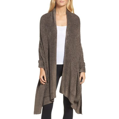 Barefoot Dreams Cozychic(TM) Lite Travel Shawl